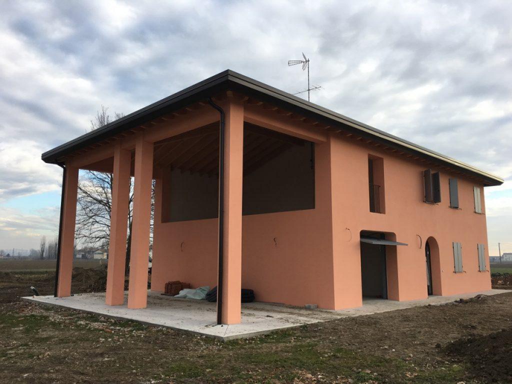 nuova costruzione campagna bolognese 6